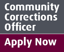 Apply for Community Corrections Officer positions