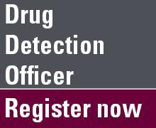 Drug Detection Officer