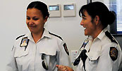 West Kimberley female prison officers