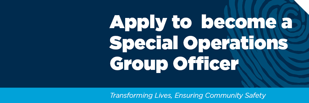 Apply now to become a Special Operations Group