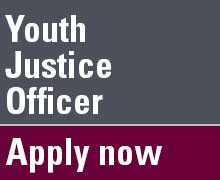 Register for Youth Justice Officer positions